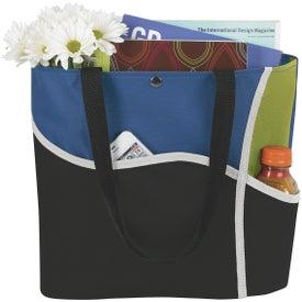 Custom Curl Tote Bag