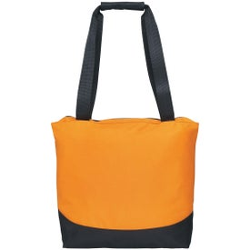 Promotional Curve Tote Bag