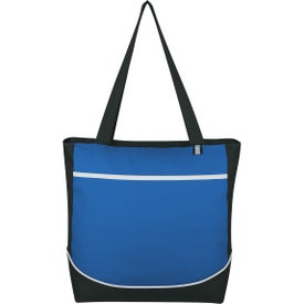 Curve Tote Bags