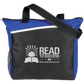 Curved Non Woven Tote for Your Company