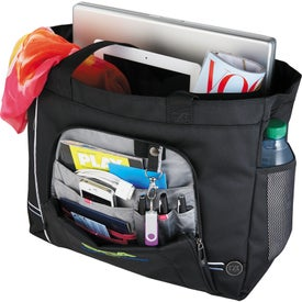 Cutter & Buck Tour Deluxe Compu-Tote Bag for Advertising