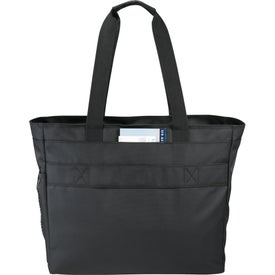 Cutter & Buck Tour Deluxe Compu-Tote Bag for Marketing