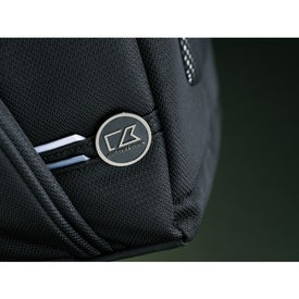 Cutter & Buck Tour Deluxe Compu-Tote Bag with Your Logo