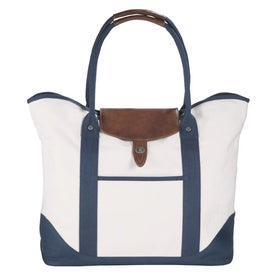 Cutter and Buck Legacy Cotton Boat Tote Bag