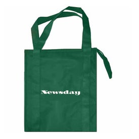 Advertising Cyclone Insulated Grocery Tote Bag