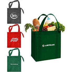 Cyclone Insulated Grocery Tote Bag