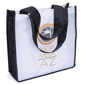 Sparkly Dali Tote Bag