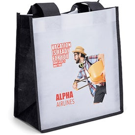 Degas Tote Bags (Full Color Logo, Quick Ship)