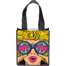 Degas Tote Bags (Full Color Logo, No Quick Ship)