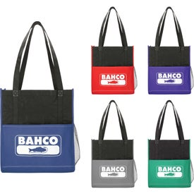 Deluxe Non-Woven Business Tote Bag