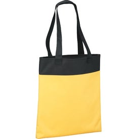 Customized Deluxe Tote Bag