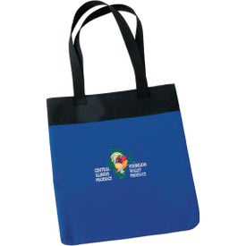 Monogrammed Deluxe Tote Bag