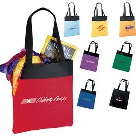 Logo Deluxe Tote Bag