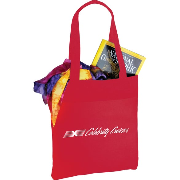 Red Deluxe Convention Tote Bag