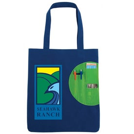 Dexter Tote for Advertising