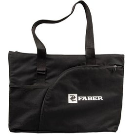 Branded Discovery Travel Tote