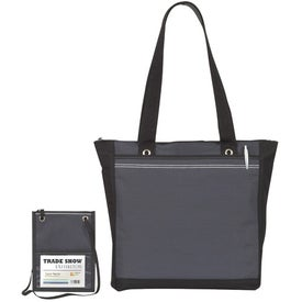 Double or Nothing Tote Bag for Promotion