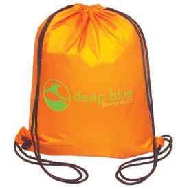 Drawstring Backsack for Customization
