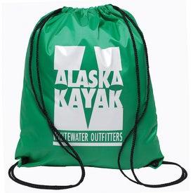 Drawstring Backsack for Advertising