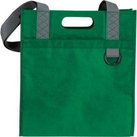 Branded Dual Carry Tote