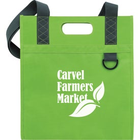 Advertising Dual Carry Tote