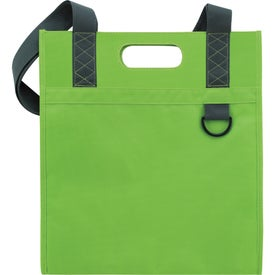 Dual Carry Tote for Customization