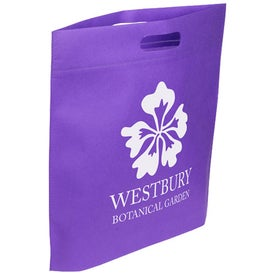 Branded Echo Large Tote Bag