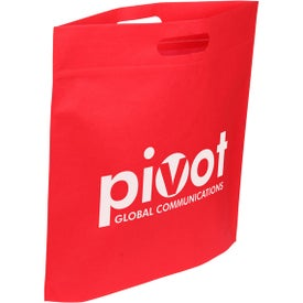 Echo Large Tote Bag Printed with Your Logo