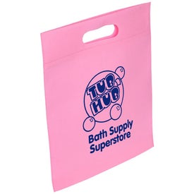 Echo Small Tote Bag Imprinted with Your Logo