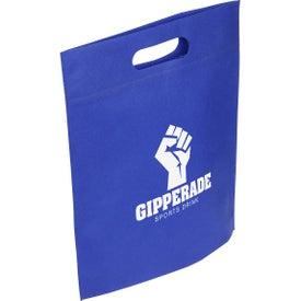 Printed Echo Small Tote Bag
