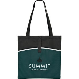 Eco Carry Conference Tote Bag Branded with Your Logo