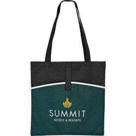 Promotional Eco Carry Conference Tote Bag