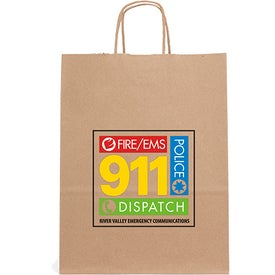 Eco Fort Tote Bag (Full Color)