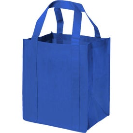 Monogrammed Eco Friendly Grocery Tote