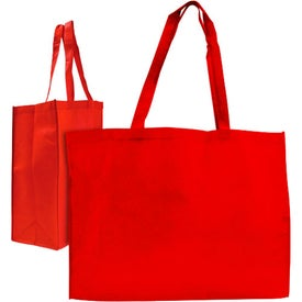 Eco Friendly Large Tote for Promotion