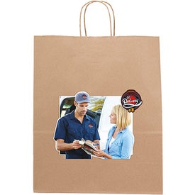 Eco Guard Tote Bag (Full Color)