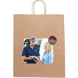 Eco Guard Tote Bag (Full Color)