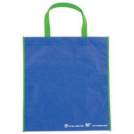 Eco Non-Woven Tote Printed with Your Logo
