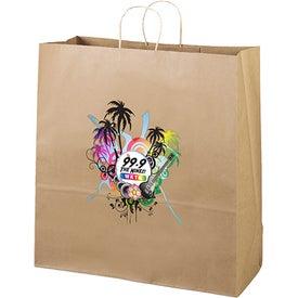 Eco Shopper Duke Tote Bag (Full Color)