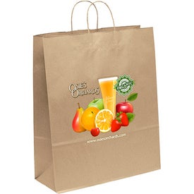 Eco Shopper Stephanie Tote Bag (Full Color)