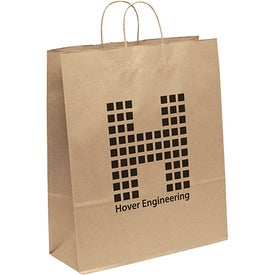 Eco Shopper Stephanie Tote Bag (Ink Imprint)