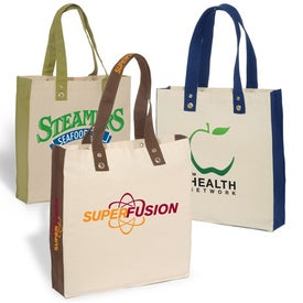 Eco-World Tote - 10 Oz. Cotton for Promotion