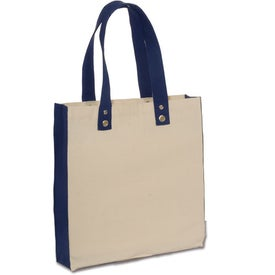 Eco-World Tote - 10 Oz. Cotton Branded with Your Logo