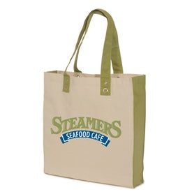 Eco-World Tote - 10 Oz. Cotton Printed with Your Logo