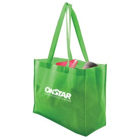 Monogrammed Eco-Friendly Non Woven Shopping Tote Bag