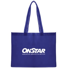 Eco-Friendly Non Woven Shopping Tote Bag with Your Slogan