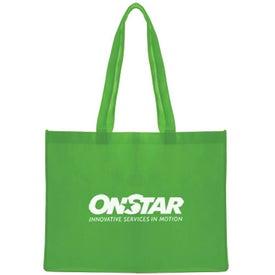 Printed Eco-Friendly Non Woven Shopping Tote Bag