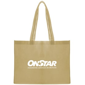 Branded Eco-Friendly Non Woven Shopping Tote Bag