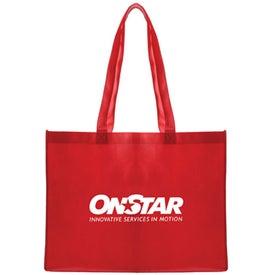 Custom Eco-Friendly Non Woven Shopping Tote Bag
