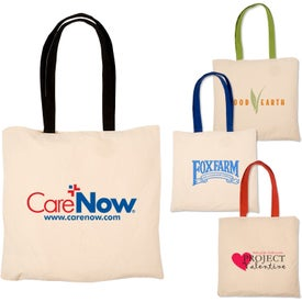 Econo Cotton Tote Bag